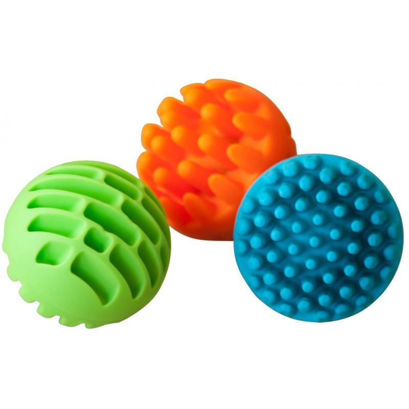 Sensory Rollers (Musical / Teething Toy)