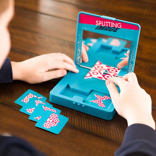 Splitting Image -Spatial Reasoning Game