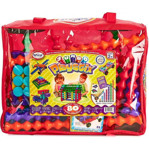 Jumbo Playstix (Building Set 80 piece)