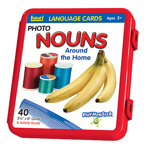 Nouns Language Cards
