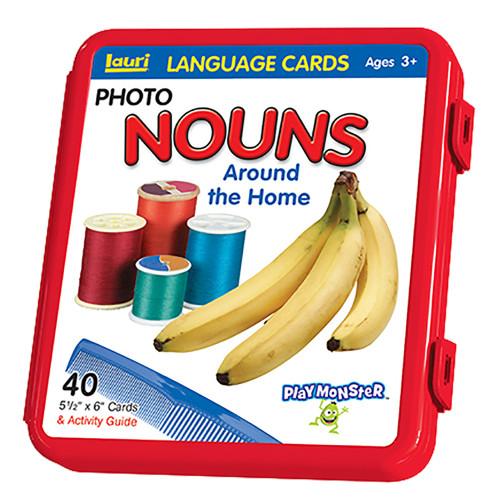 Nouns Language Cards