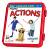 Action Verbs Language Cards - Playmonster