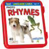 Rhymes Language Cards - Playmonster
