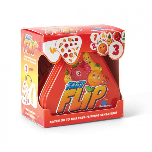 Fast Flip Matching Game