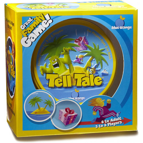 Tell Tale - Story Telling Game