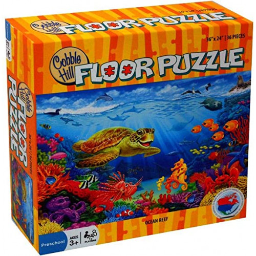 Ocean Reef Large Floor Puzzle
