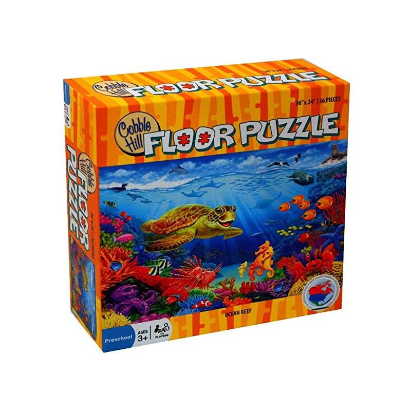 Ocean Reef Large Floor Puzzle