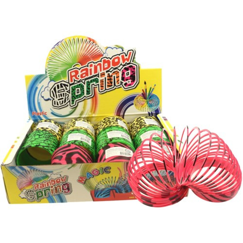 "Plastic Spring Toy - Slinky (7.5"")"