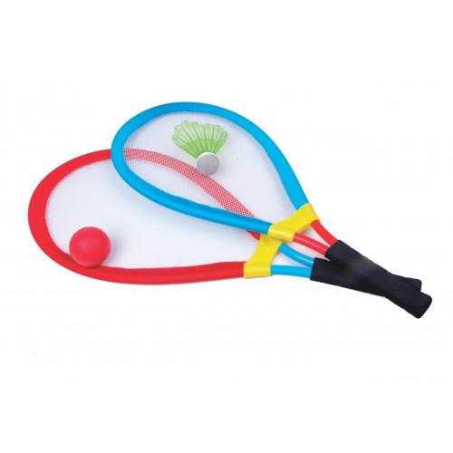 Gigantic Racket / Racquet Set