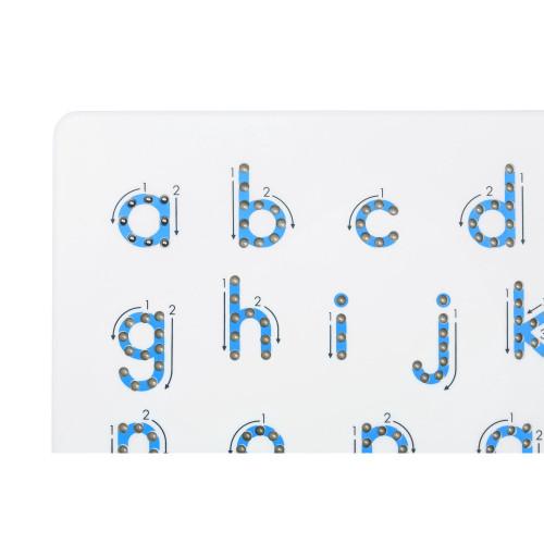 A-Z Alphabet Magnatab (Lower Case) Magnetic