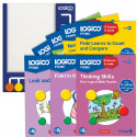 Primo Learning System by Logico Full Package (Ages 3-6)