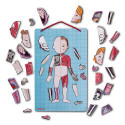 Body Magnet- Education on the Human Body Game (Janod)