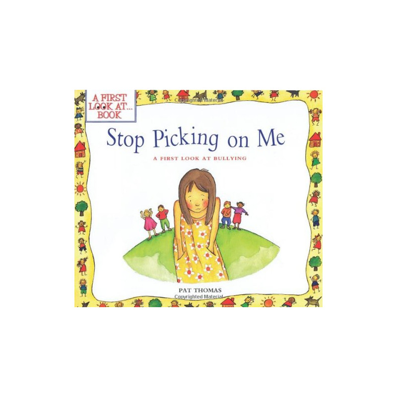 Stop Picking on Me: A First Look at Bullying