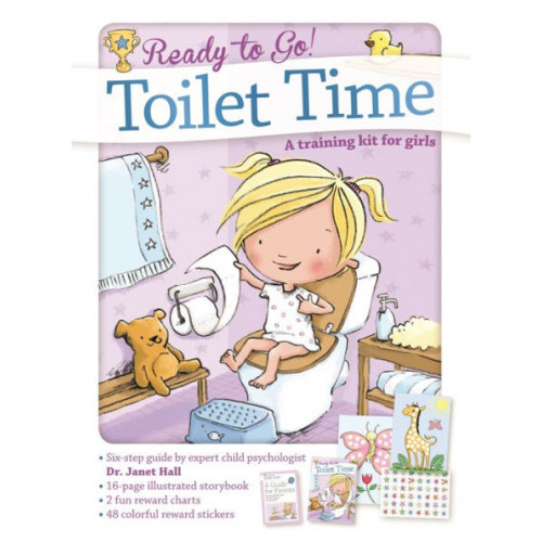 Toilet Time: A Training Kit for Girls