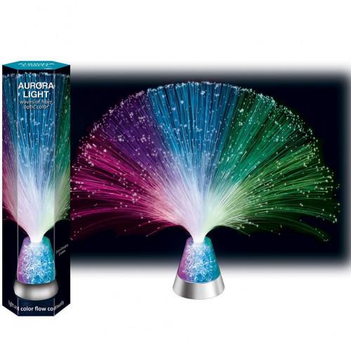 Fiber Optic Aurora Colour Changing Light