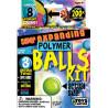 Super Expanding Polymer Balls