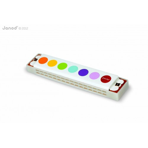Children's Colourful Harmonica