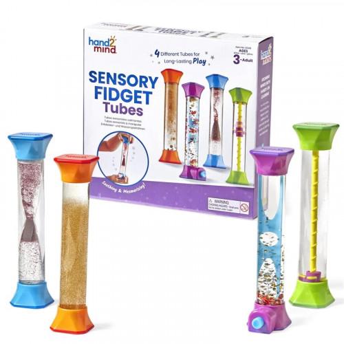 Sensory Fidget Tubes