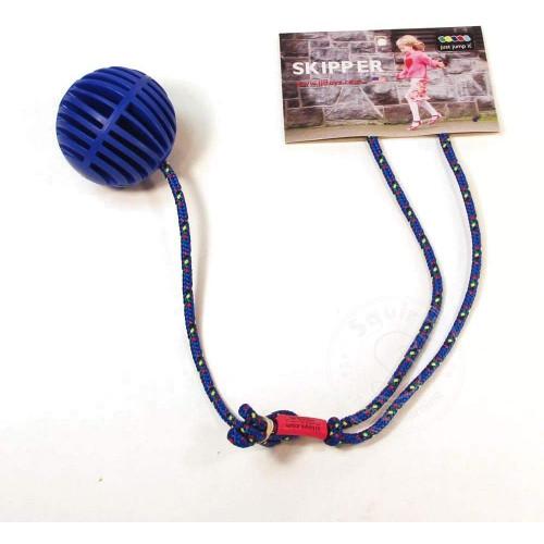 Blue Skipper Ball - Just Jump It