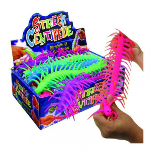 "Large Stretchy Centipede (12"")"