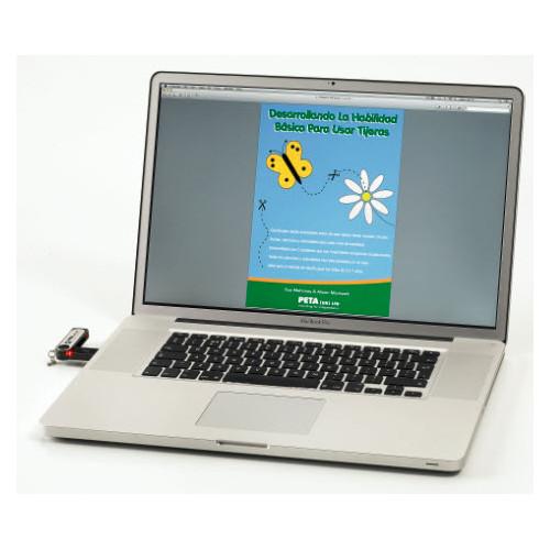 Developing Basic Scissor Skills – USB