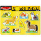 Pets Sound Puzzle (8 Pieces) - Melissa & Doug