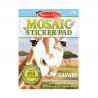 Mosaic Sticker Pad (Safari) - Melissa & Doug