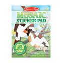 Mosaic Sticker Pad (Nature) - Melissa & Doug