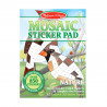 Mosaic Sticker Pad (Nature) - Melissa & Doug