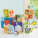Nesting & Stacking Blocks - Mickey Mouse ABC-123