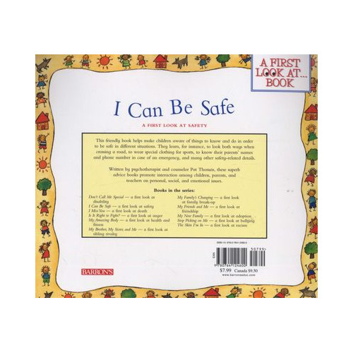 I Can be Safe