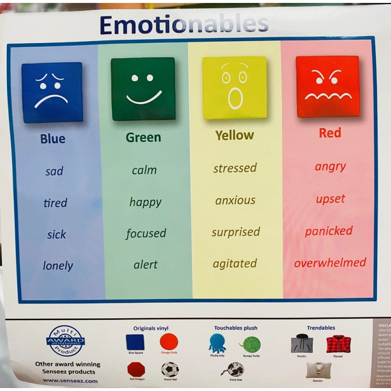 Emotionables - Senseez
