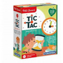 Tic Tac - What time is it? - Clementoni