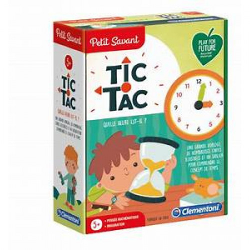 Tic Tac - What time is it?