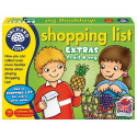 Shopping List Memory Game - Fruit and Veggies