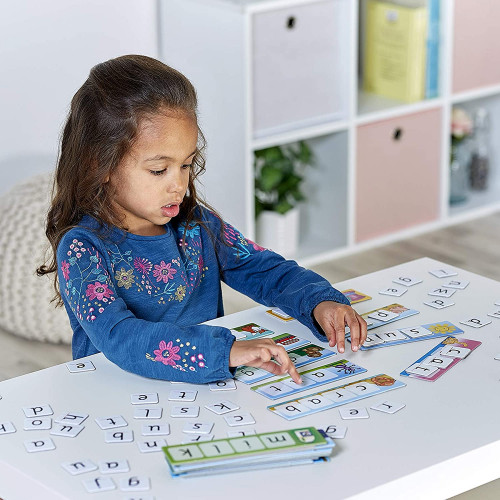Match and Spell Board Game - Orchard Toys