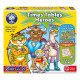 Times Tables Heroes Tables Math Game -Orchard Toys