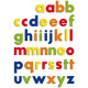 Lowercase Magnetic Alphabet Letters - Quercetti