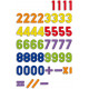 Magnetic Numbers - Quercetti