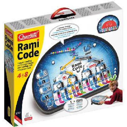 Rami Code Game - Quercetti