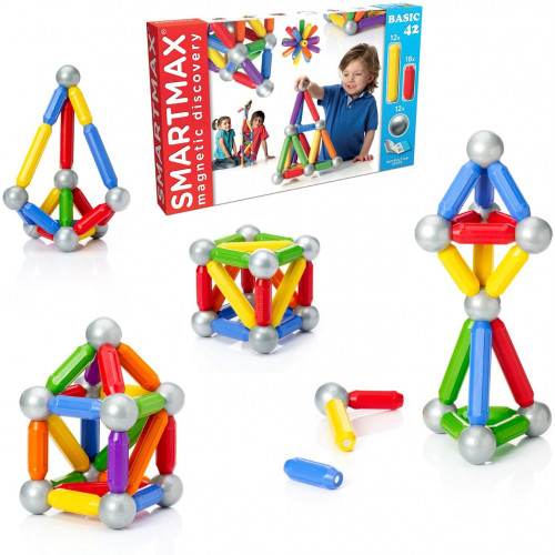 Smartmax Magnetic Building Set ( 42 pce)