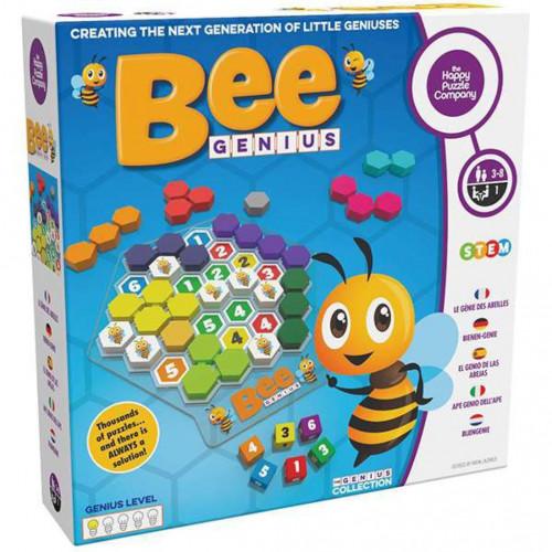 Bee Genius Thinking Puzzle Game