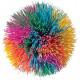 Rainbow Pom Pom Ball - Toysmith