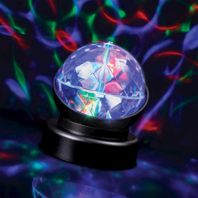 Prisma Light - (Kaleidoscope Light Show Projector)