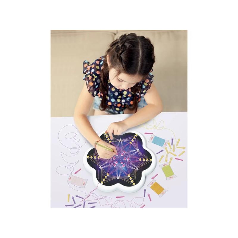 String Art Mandala - Quercetti