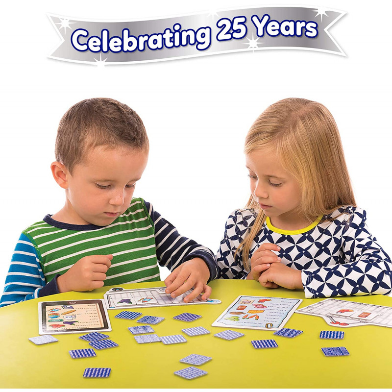 Shopping List Memory Game - Orchard