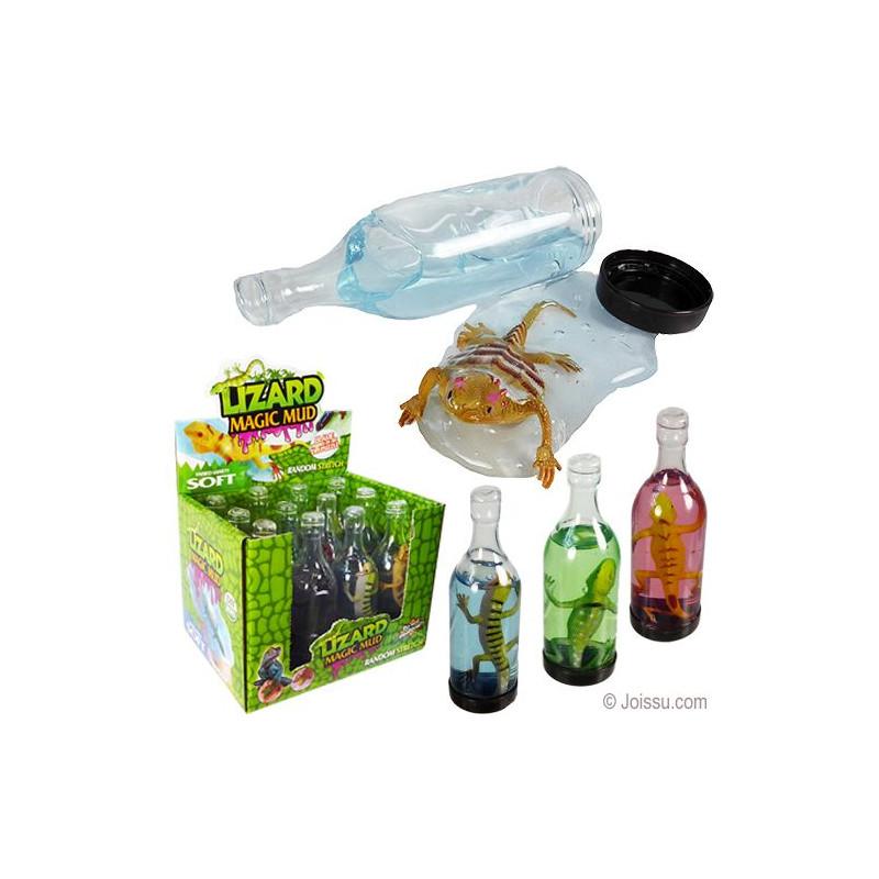 Lizard Slime in a Bottle