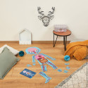 Educational 4 in 1 Puzzle Human Body - Janod