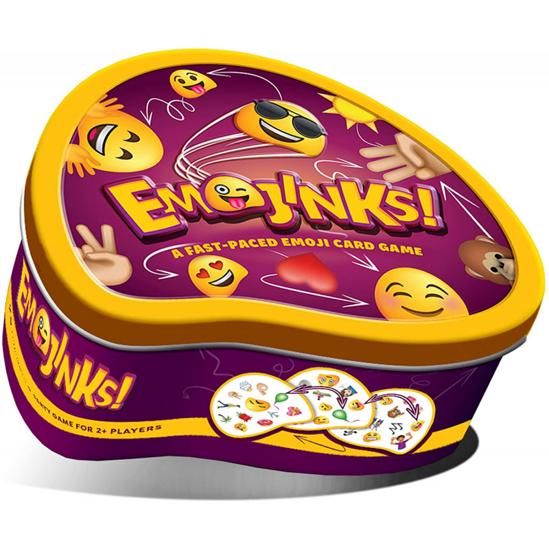 Emojinks Family Card Game