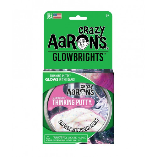 Crazy Aaron's Enchanting Unicorn - Glowbrights